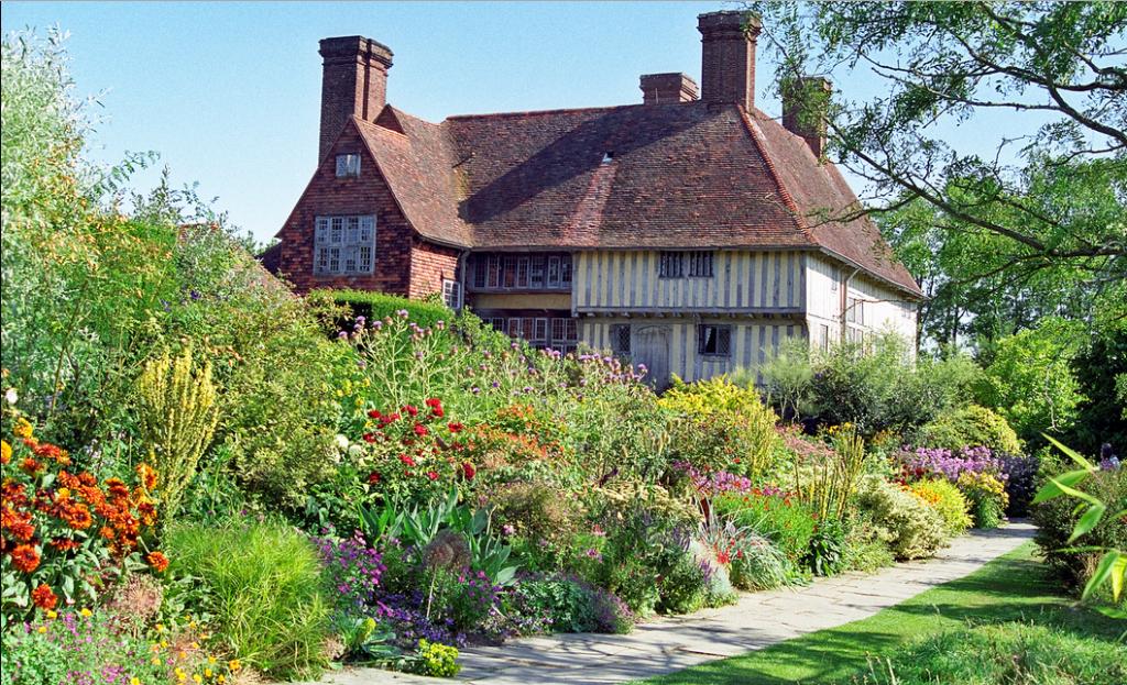 Jardin anglais monjardin for Jardin a l anglaise photos