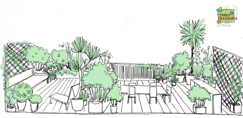 Am nagement paysager monjardin page 2 for Logiciel amenagement terrasse