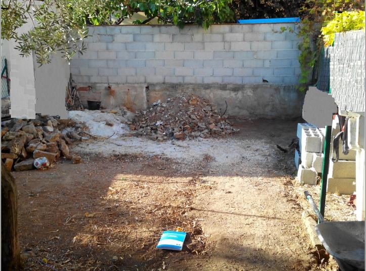 Un jardin sans entretien avec piscine monjardin for Amenagement jardin sans entretien