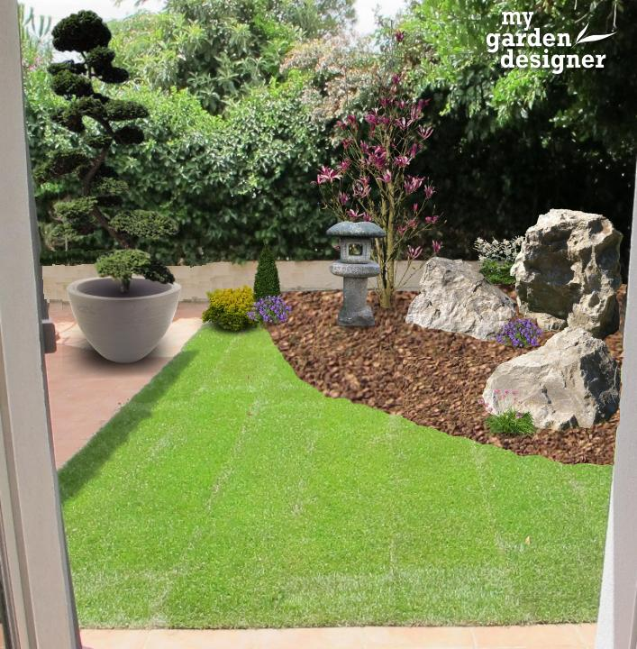 Comment am nager un petit jardin japonais monjardin for Jardin 50m2 amenager