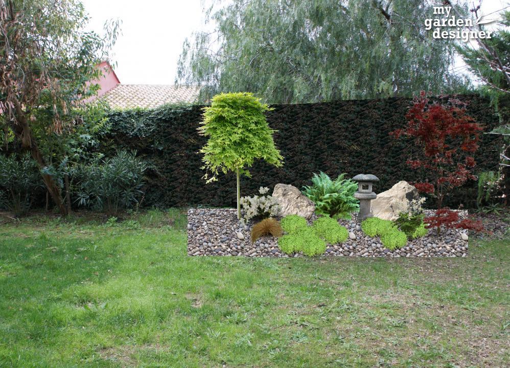 Am nager un petit jardin japonais avec notre logiciel for Amenager un petit jardin