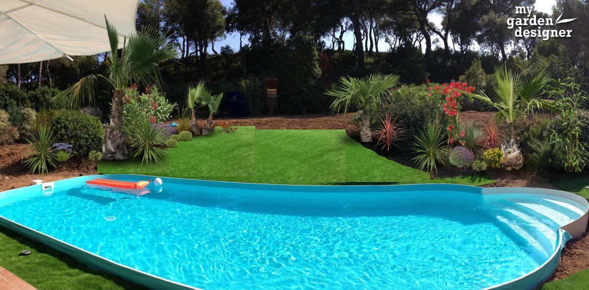 Quelles plantes pour un massif de bord de piscine monjardin - Quelles plantes pour jardin zen ...