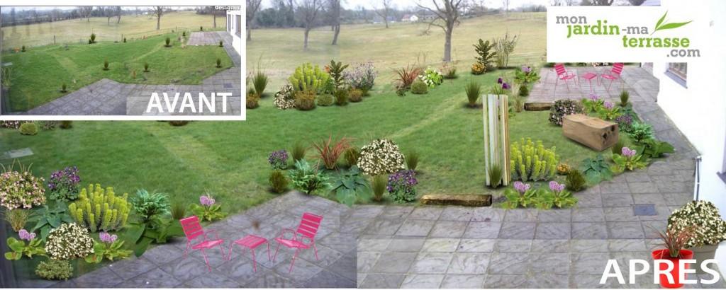 Monjardin mon jardin ma terrasse page 10 for Creer un jardin paysager