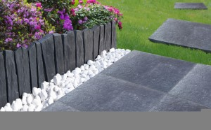 Construire facilement une bordure de jardin | monjardin-materrasse.com