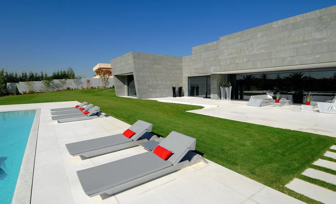 Awesome photo jardin moderne design ideas for Design jardin