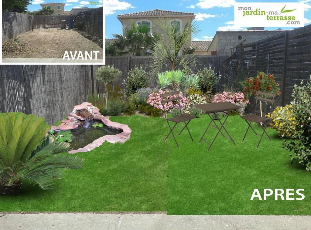 petit jardin | monjardin-materrasse.com