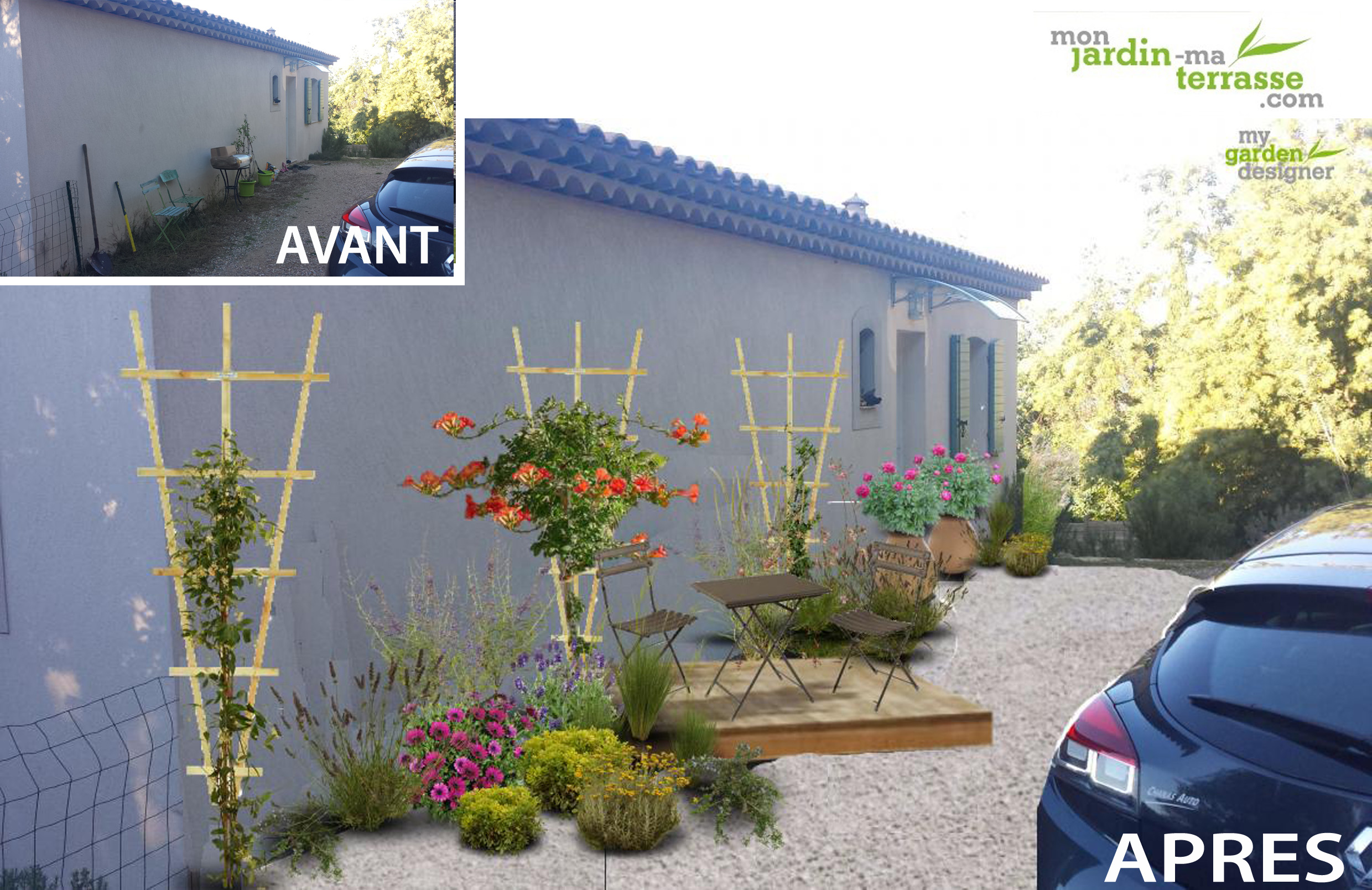 Decorer Un Mur De Jardin 28 Images Mur De Jardin Interesting