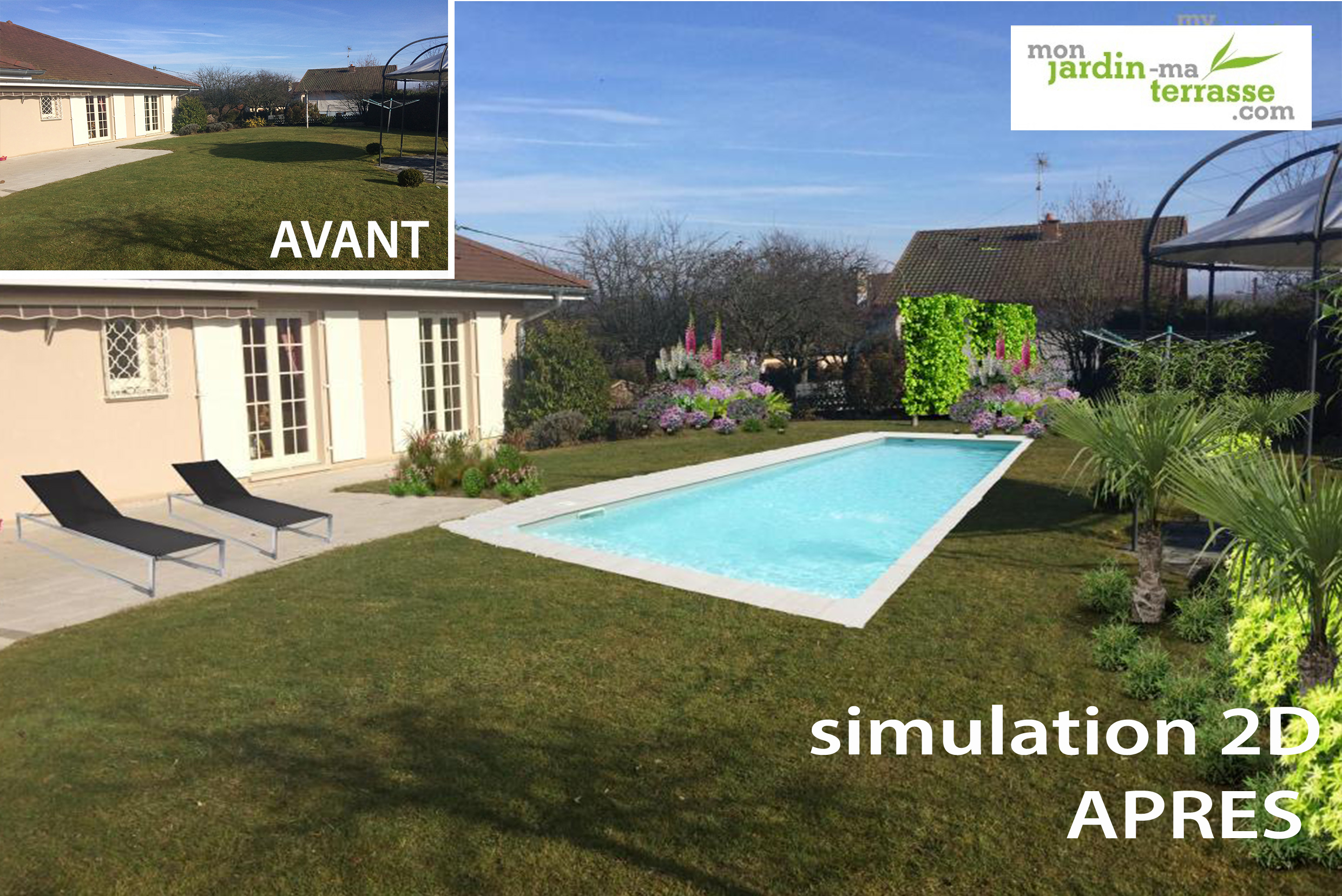 Cr er son jardin virtuel gratuit monjardin for Site amenagement jardin