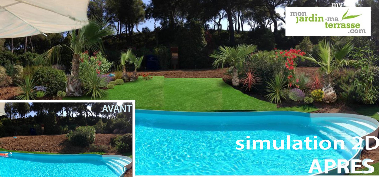 Aménager autour de sa piscine | monjardin-materrasse.com