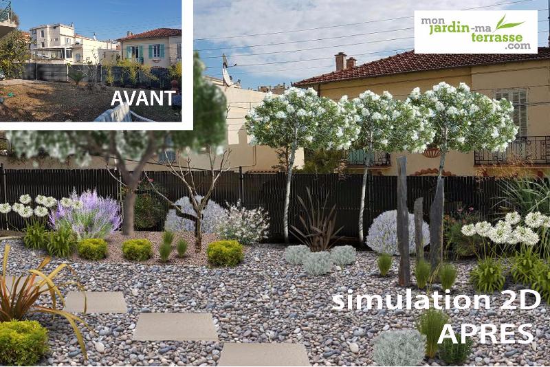 Aménager un jardin zen méditerranéen | monjardin-materrasse.com